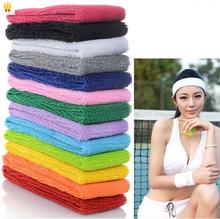 Sports Yoga Gym Stretch Headband Head Band Hair Band Sweat Sweatband Mens Womens(China (Mainland))