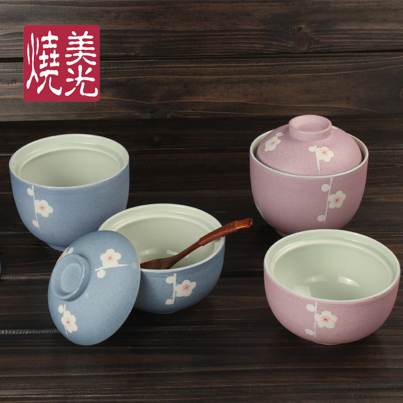 Ceramic Cup With Lid Lid Ceramic Cup Steaming