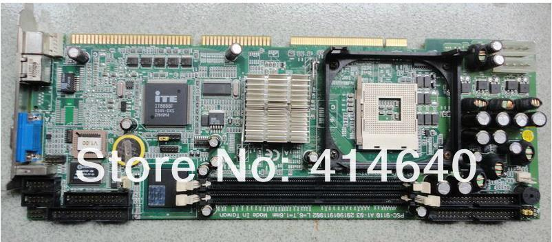Industrial card PSC-9110 V:A1 P4 board 2 month warranty(China (Mainland))