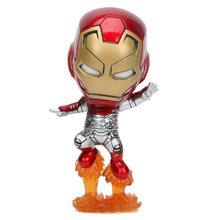Venda MK47 12 CENTÍMETROS Vingadores Da Marvel Homem De Ferro Action Figure Toy Modelo conjunto Boneca Grandes Presentes Collectible Bonito Regresso A Casa(China)