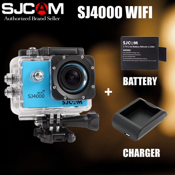 sjcam origine sj4000 wifi action camera plong e 30 m cam ra tanche 1080 p full hd. Black Bedroom Furniture Sets. Home Design Ideas