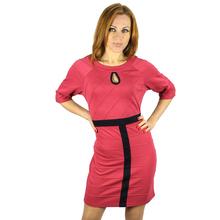 BFDADI Новинка женщины работают элегантный хит цвет молния бизнес свободного покроя офис формальный ну вечеринку карандашное платье футляр Большой размер 5XL 3374-2(China (Mainland))