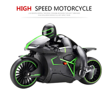 ZhenCheng 333-MT01B 1:12 4CH 2.4G RC Motorcycle Boys Electric Toys Radio Control Motorcycles(China (Mainland))