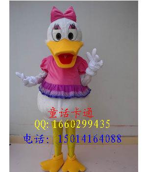 Cartoon clothes cartoon dolls performance props cartoon donald duck(China (Mainland))