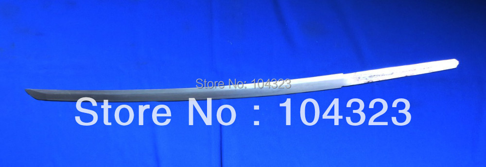 Katana Blade Blanks Damascus Steel Blank Blade of