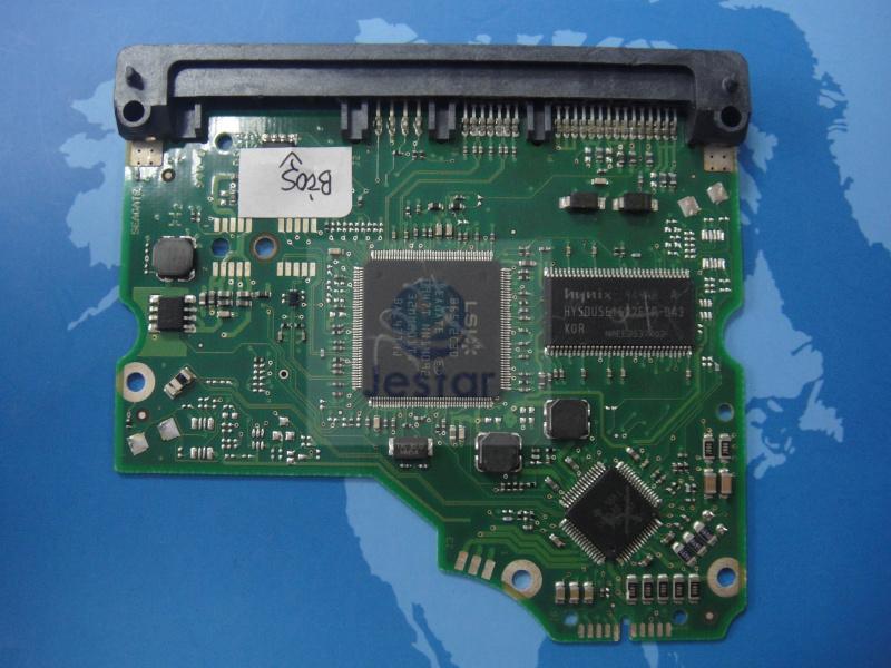 "PCB 100536501 Rev A 100536501REVA for Seagate (Maxtor) 750Gb/1Tb/2Tb HDD 3.5"" SATA Logic(China (Mainland))"
