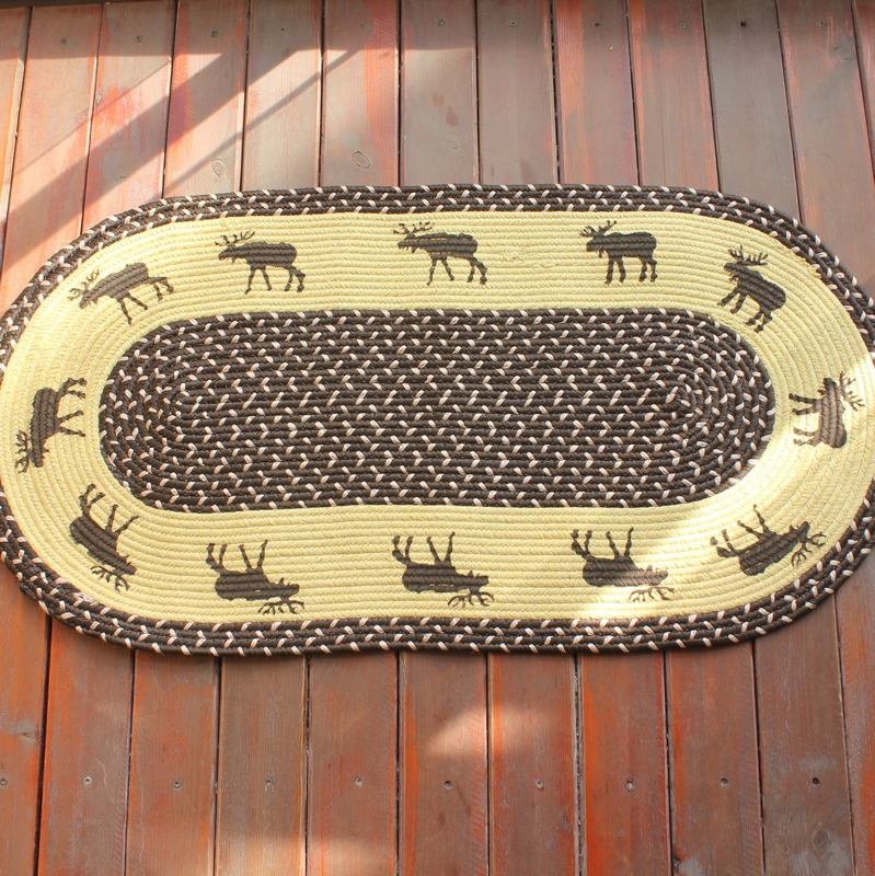 Style am ricain cologique tapis de sol d 39 impression for Tapis de cuisine aliexpress