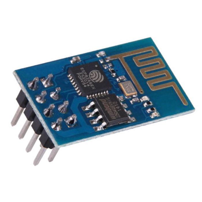 ESP8266 Esp-01 remote serial Port WIFI wireless module through walls For Arduino Free Shipping(China (Mainland))