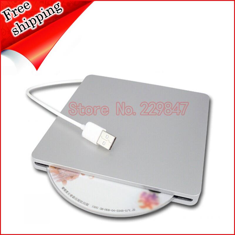 New Genuine for Apple Macbook Air A1379 MC684FE/A Pro iMac SuperDrive 8X DVD CD RW Burner USB 2.0 External Slot-in Slim Drive(China (Mainland))