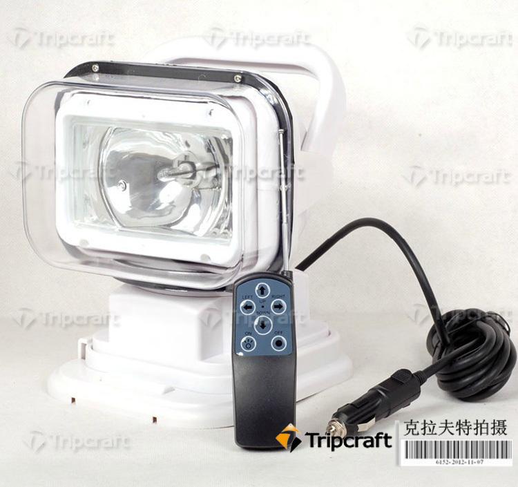 DC 12V 35W portable super bright Handheld /searchlight / hunting lamp /spotlights hid remote controller - GuangZhou Tripcraft Auto_Light Co.,Ltd store