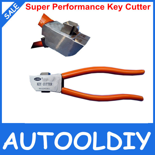2014 Top Rated Genuine Lishi Key Cutter for Lishi 2in1 Decoder and Pick Key Blanks & Slave Keys Cutting(China (Mainland))