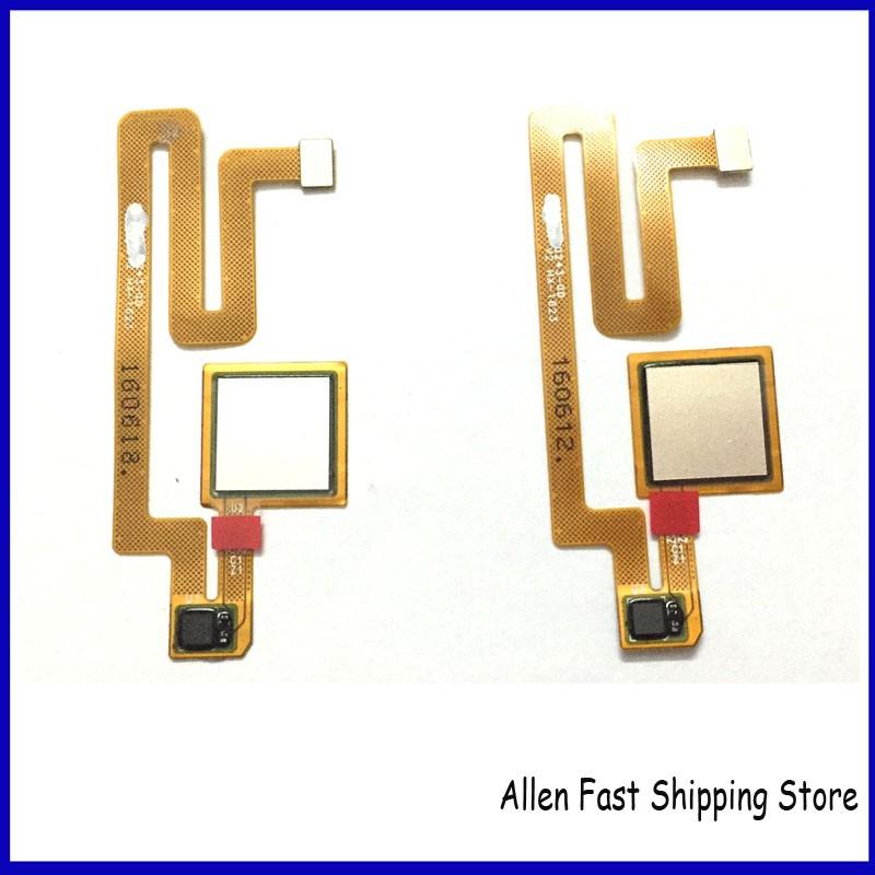 10pcs/lot, Original New For Xiaomi Max Mi Max Fingerprint Sensor Home Return Key Menu Button Flex Cable Replcement Parts
