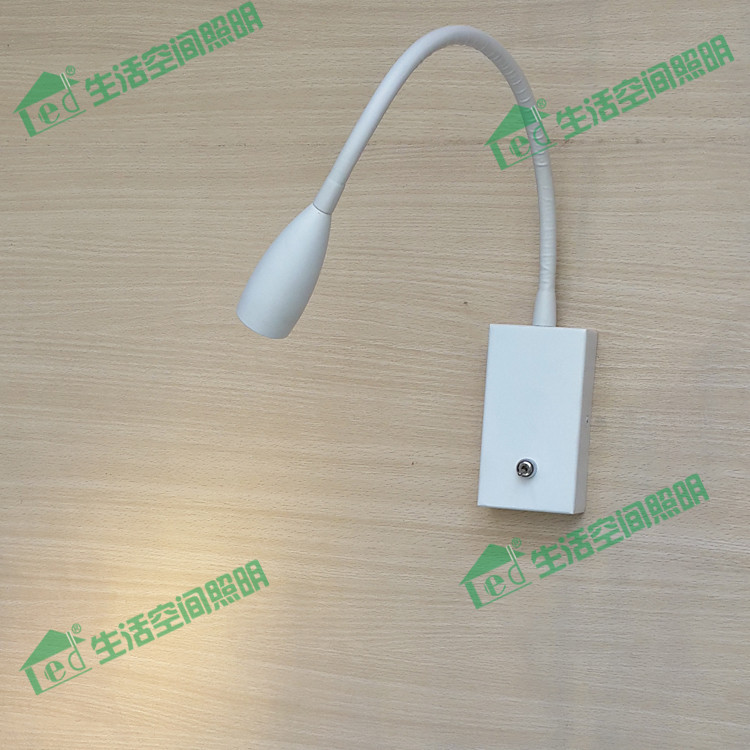 Bunky Bed Lights/Matte white Finish/ Hose Firm Adaptive/130-160LM/3W Power/50,000 hrs Lifespan(China (Mainland))