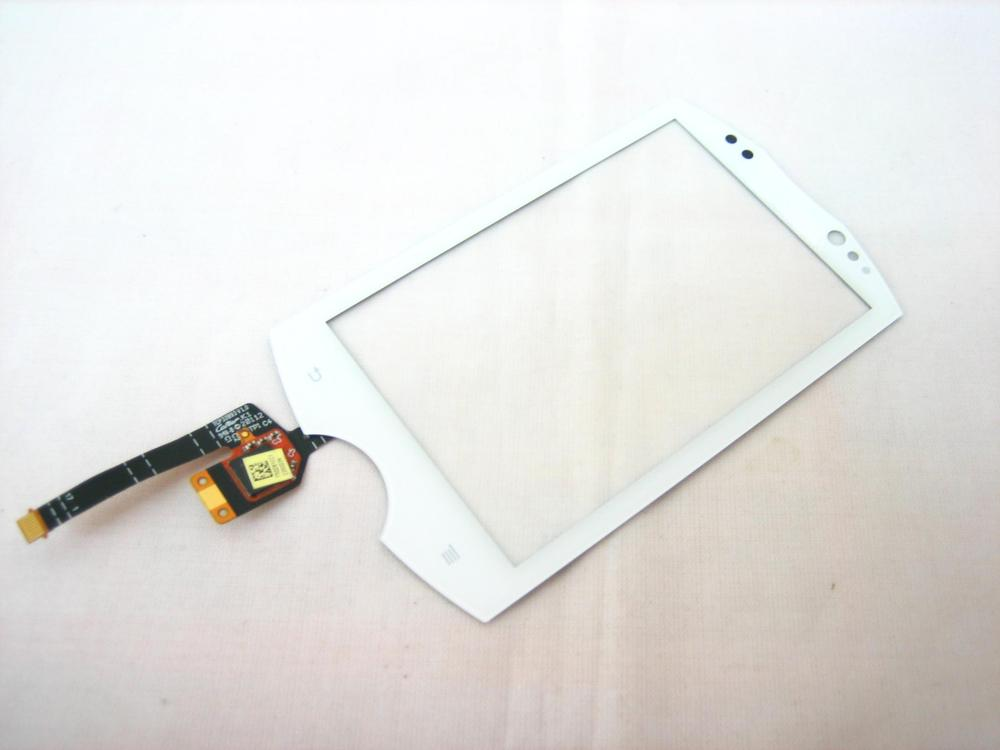 Replacement Touch Screen Digitizer for Sony Ericsson Live with Walkman WT19i WT19 White(Hong Kong)