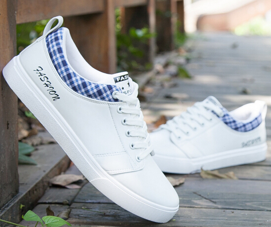Spring and summer new men casual shoes of British han edition sports shoes sneakers men's shoes(China (Mainland))