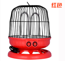 220V 450W/900W dual bird cage halogen electric heater with 90cm cable(China (Mainland))