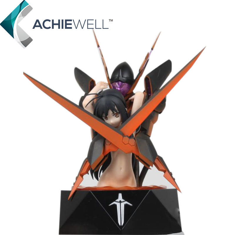 Accel World Character Kuroyuki Hime Death Puncture Action Figure Sexy Adult Figure Black Lotus Model For Fan Collection Toys<br><br>Aliexpress