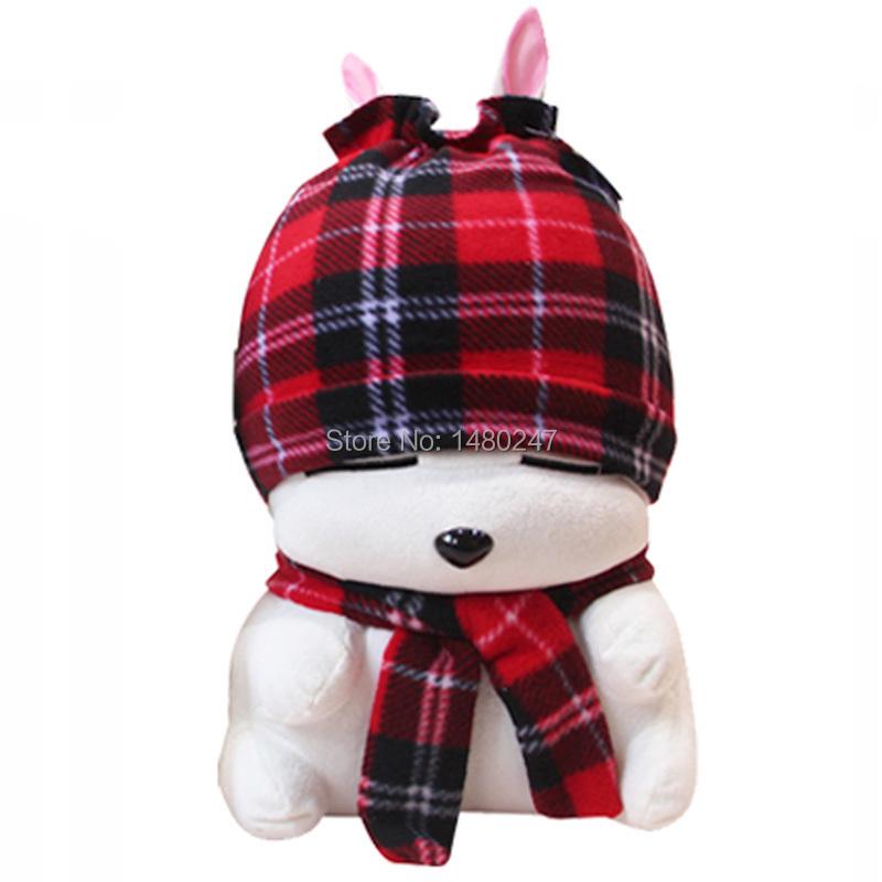 40 cm baby sleeping toys Plush toys for children/Rabbit Plush Dolls Christmas gift /baby toys/toys for girls/soft cushion(China (Mainland))