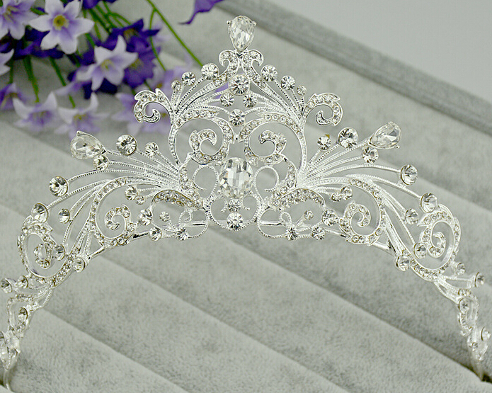 Special Offer Sale Acessorios Para Cabelo Wedding Tiaras New Design crown Bridal Jewelry Korean Accessories tiara noiva Hg056(China (Mainland))