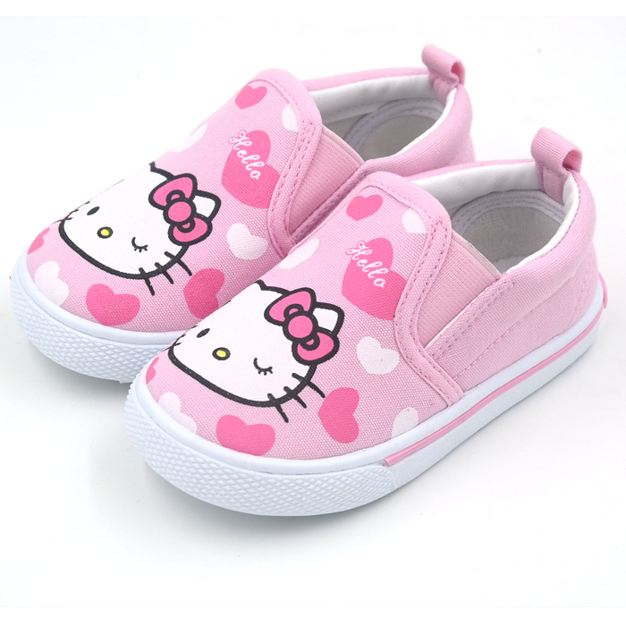 hello shoes 2015 new slip on children shoes