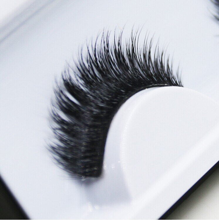 Free Shipping Factory Price 3pcs/lot k03 100% real siberian mink fur false eyelash mink lashes thick fake eyelashes<br><br>Aliexpress