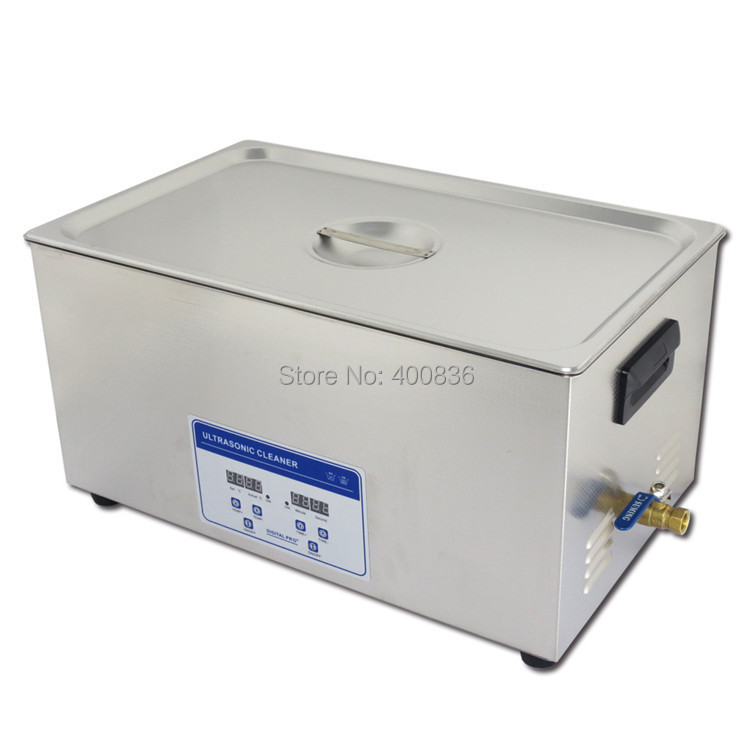 JP-080S automotive parts ultrasonic cleaner 480W with basket and drainage(China (Mainland))