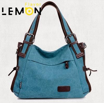 2015 New Solid Casual Women Handbags Brand Women Messenger Bags Fashion Canvas Women Bags Ladies Bolsa Feminina WB4378(China (Mainland))