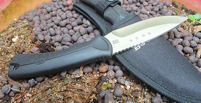 Buy Hot Sale Survival Knife BUCK Fixed 420 Blade Knife With Nylon Sheath  Tactical Knifes Hunting Camping Knives Outdoor Tools K679 cheap
