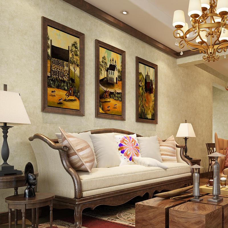 Compra fondos de pantalla agrietada online al por mayor de for Wallpaper sala de estar