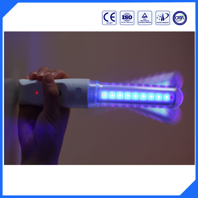 Vaginal Rehabilitation blue light therapy device for healthy vagina(China (Mainland))