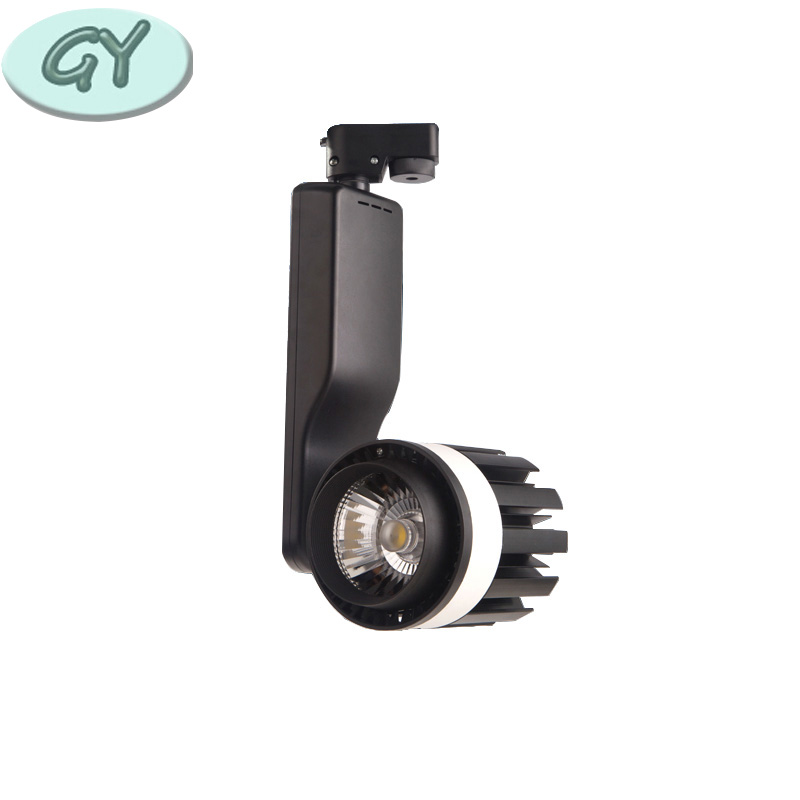 COB led track lamp track light clothing store lighting 20W30W wall mounted instead of the traditional metal halide lamp<br><br>Aliexpress
