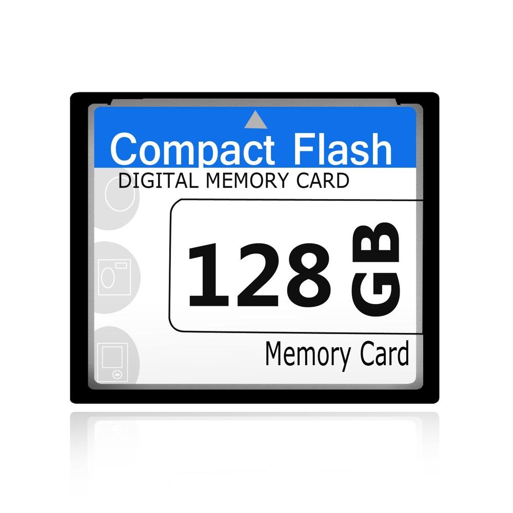 High Speed CF Card 128GB Class 10 Full Capacity Guaranteed One Year Warranty Free Shipping(China (Mainland))