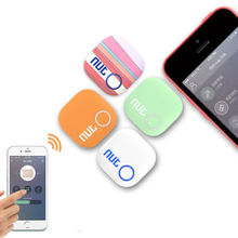 2015 New Hot 4 Colors Nut 2 Smart Finder Bluetooth Tracking Tracker Bag Key Finder Locator Alarm for iphone Android