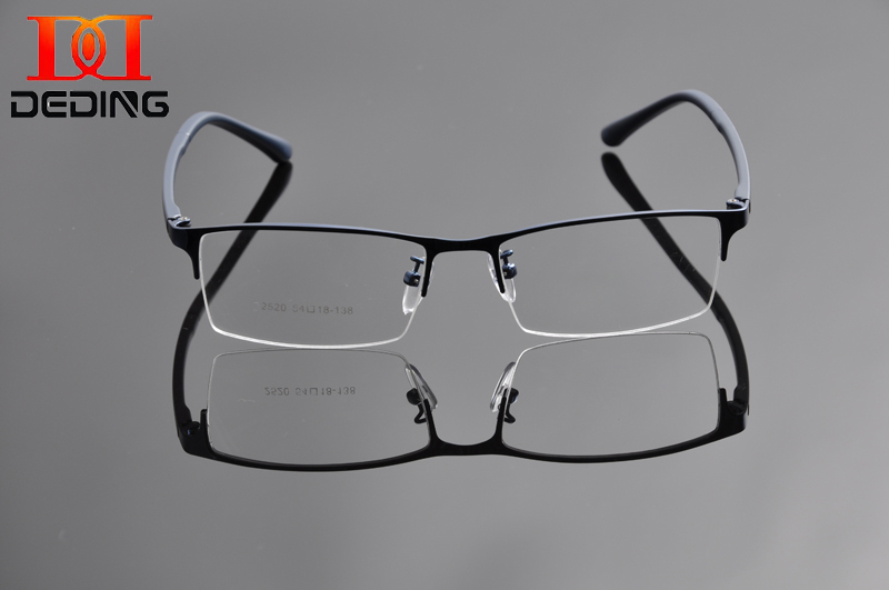 No Frame Mens Glasses : Aliexpress.com : Buy 2015 Mens half rim Eye glasses Metal ...