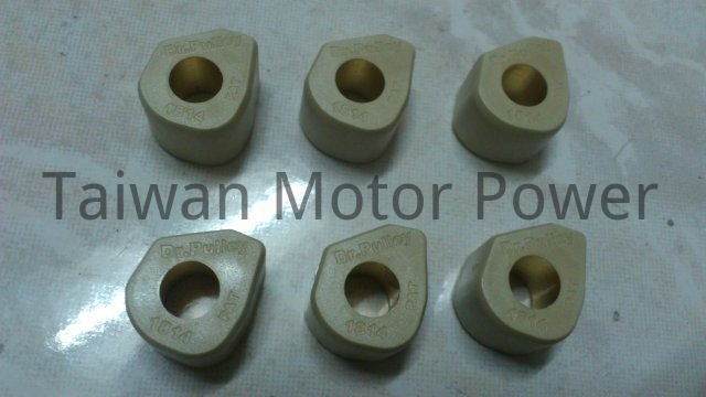 Taiwan Dr.Pulley slider Rollers weights 21x17 8g~15.5g fit Vespa X8 X9 fit Aprilia Piaggio Beverly modification Dr PULLEY(China (Mainland))