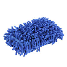 Ultrafine Fiber Chenille Anthozoan Car Wash Gloves Microfiber Car&Motorcycle Washer Supplies care brushes cleaning Tool - Shenzhen Liancheng Technology Co., Ltd. store