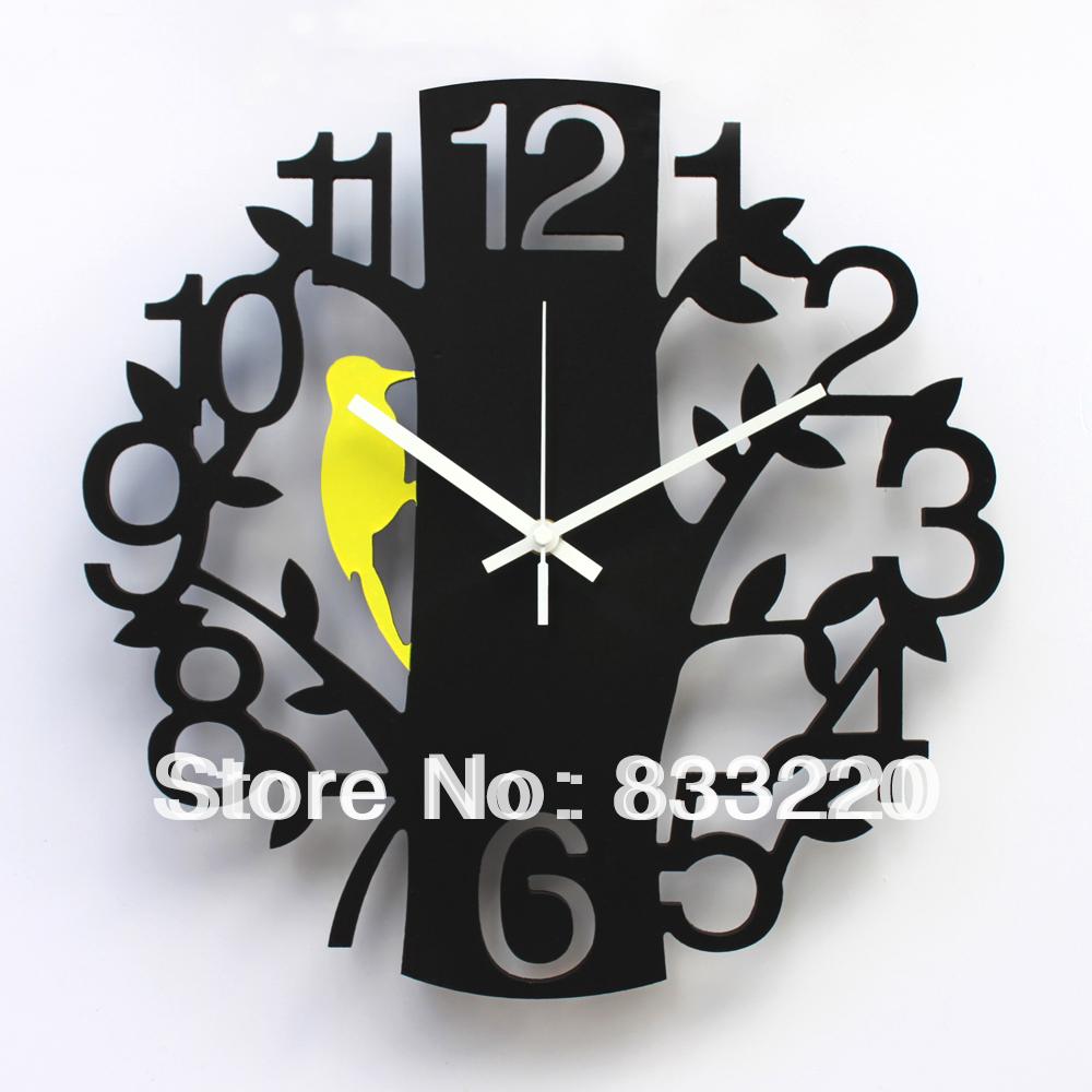 wall clock safe home decor clocks home decoration unique 2016 new item diy 3d clock home decor wall clock quartz