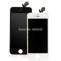 A5 lcd for iPhone 5 LCD display screen Assembly with touch digitizer  PHACC BA145 T15