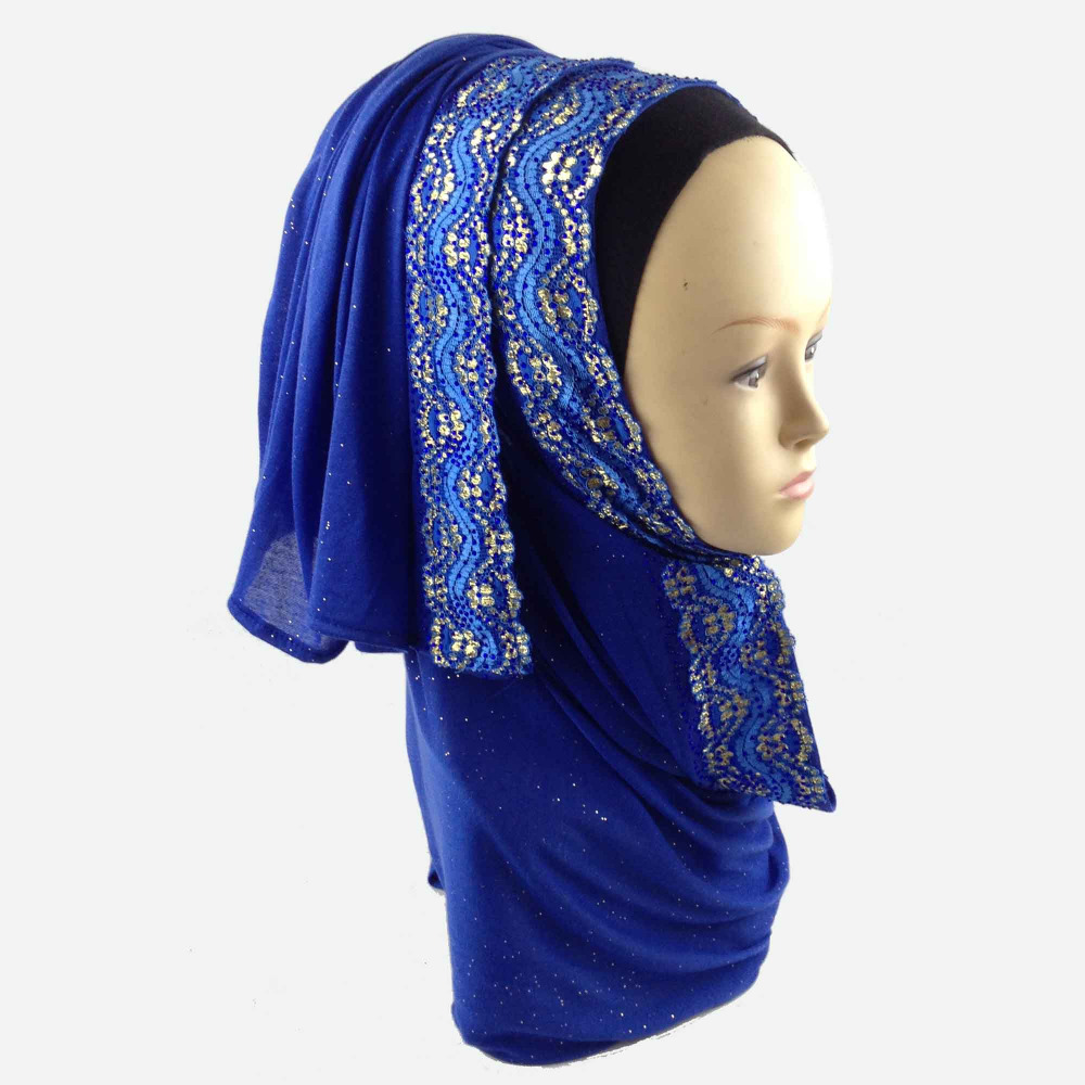 Plain Viscose Hijab Hot Sell Jersey Hijabs Caps Fashion