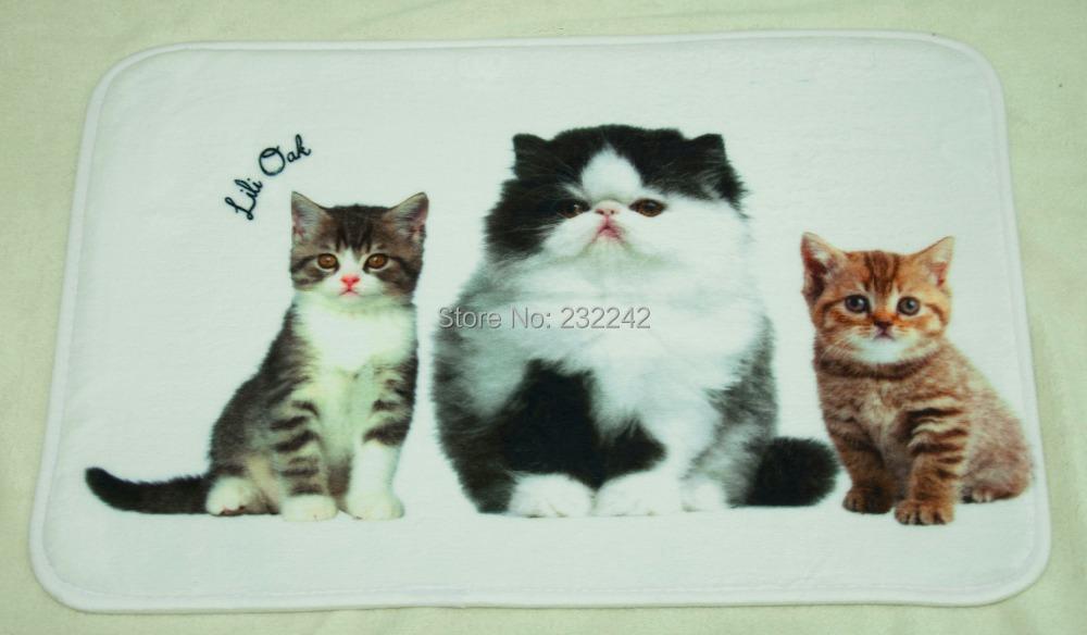Buy 2014 New Cute Dog Cat Design Mat