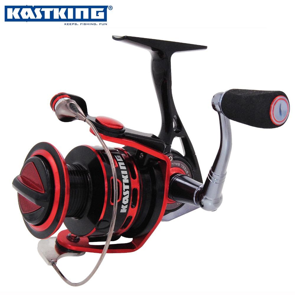 Hotsale 2016 KastKing Orcas II 5000 11BB 5.2:1 Spinning Fishing Reel Carp Fishing Wheel Spinning Reel Free shipping