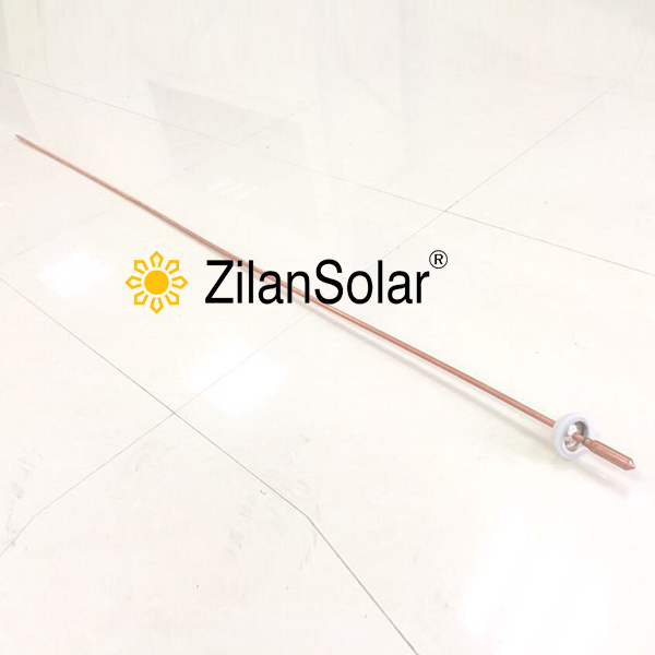 14mm heat pipe for D47-L1500MM vacuum tube fit solar collector(China (Mainland))