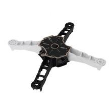 Q250 through the frame (black and white machine arm)