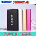 Hot Thin Power Bank 50000mah Portable Charger Powerbank