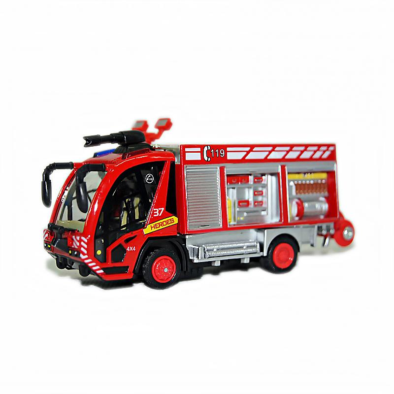 Dalmatian Big Wheels Dog Toy