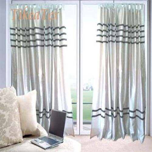 Quality Gray Blackout Curtains for Living Room Cortinas para sala Window Modern Curtain for Bedroom Cortina(China (Mainland))