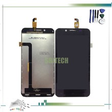 Black 5 Inch Original LCD Display Screen +Digitizer Touch Screen Assemblely For ZOPO ZP1000 Glass Sensors+ Free Tools
