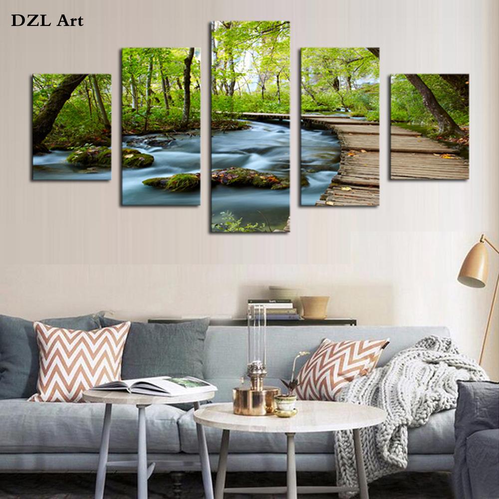 Online kopen wholesale wanddecoratie hout schilderen uit china ...