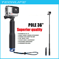 image for High Qulity Monopod Audio Cable Wired Selfie Stick Extendable Sefie Mo