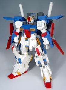 JUNE ZZ Gundam 3D DIY Paper Model Paper Model(China (Mainland))